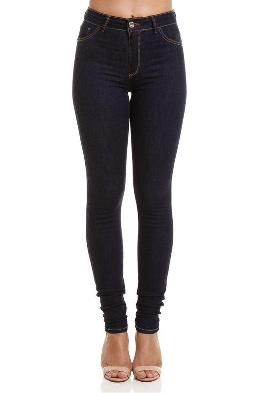 02cc2e4ce3 Calça Jeans Forum Marisa Azul - Carmim Modas