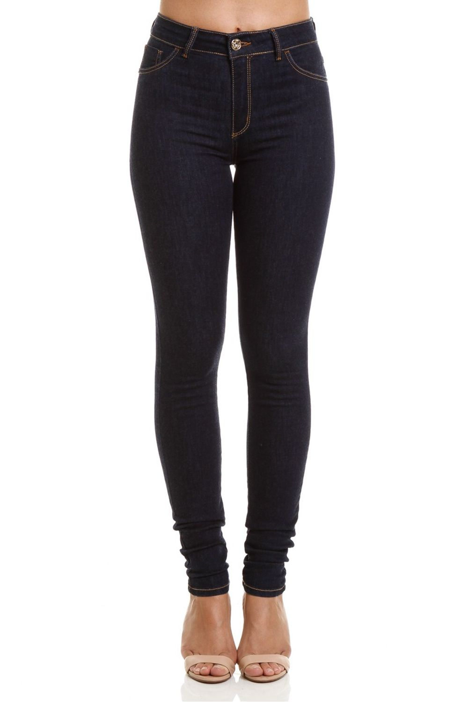 9daa72d54 Calça Jeans Forum Marisa Azul - Carmim Modas