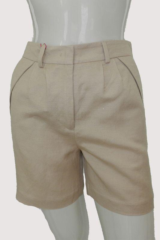 shorts-bege