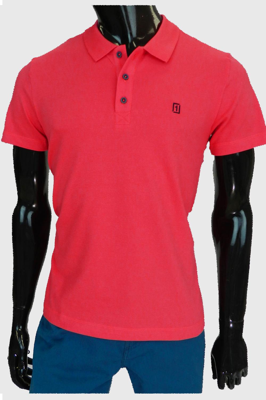 5fc648ef2d Camisa Polo Presidium Soft Pink - Carmim Modas