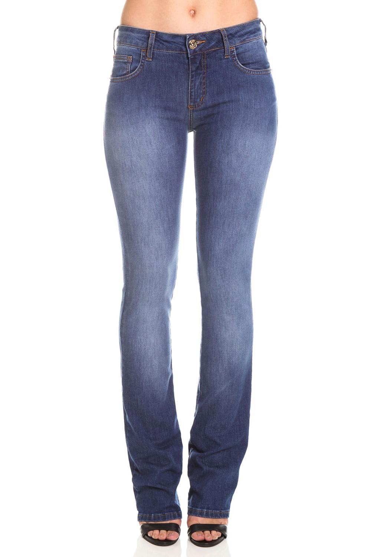 27ac61216f9300 Calça Jeans Forum Slim Veronica Azul