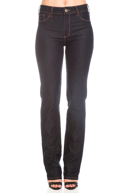 ce1e13819 Calça Jeans Forum Slim Marisa Azul - Carmim Modas