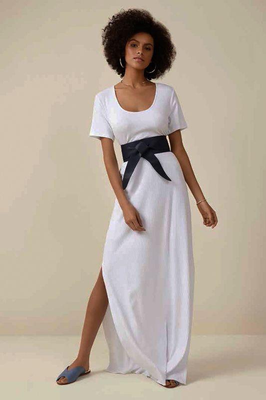 5b137b68b4 Feminino - Roupas - Vestido Longo Viscose – Carmim Modas
