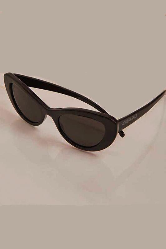 Oculos Morena Rosa Gatinho Haste Personalizada Preto 276724b0af