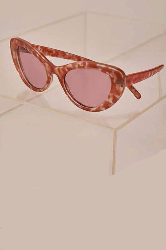 Oculos Morena Rosa Gatinho Haste Personalizada Rosa 0c8be0b054