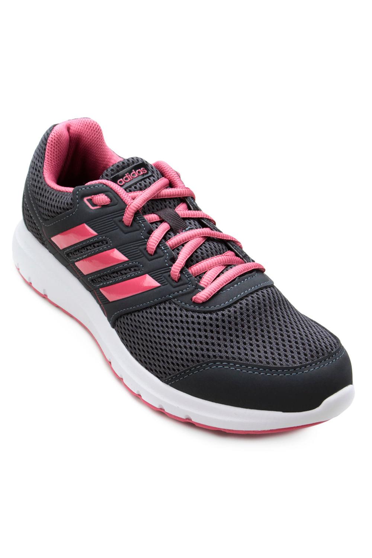21c6203e2fa Tênis Adidas Duramo Lite 2.0 Cinza e Branco - Carmim Modas