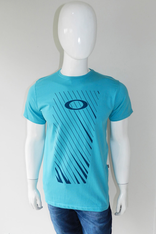 Camiseta Oakley Estampa Verde Água - Carmim Modas d812bd2339756