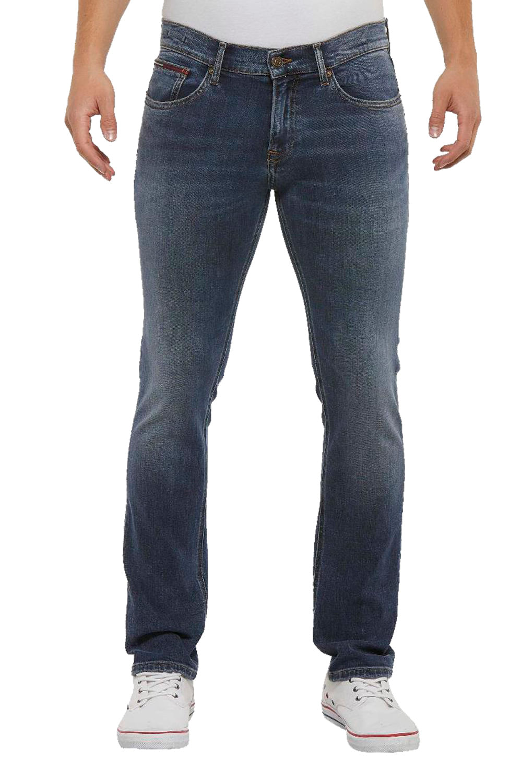 ff0bd37ba Calça Jeans Tommy Hilfiger Skinny Simon Azul - Carmim Modas