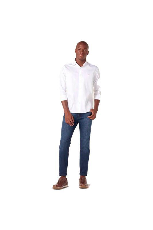 Camisa Aramis Menswear Santin Fio 60 Branco