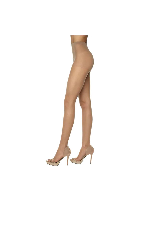 f481b75e4 Meia Calça Loba Invisivel Dedos Livres Fio 7 Nude - Carmim Modas